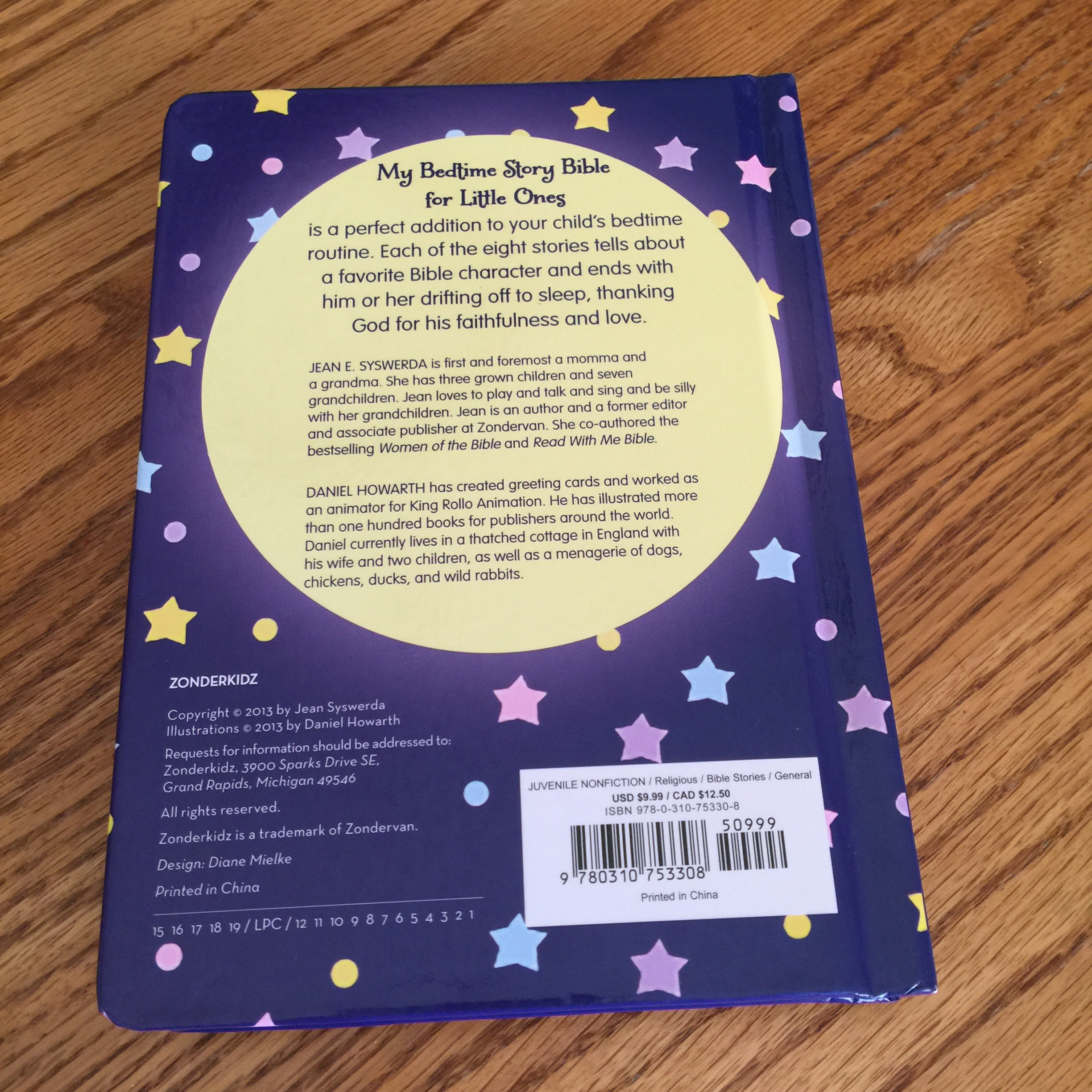 tuesday review my bedtime story bible for little ones by jean