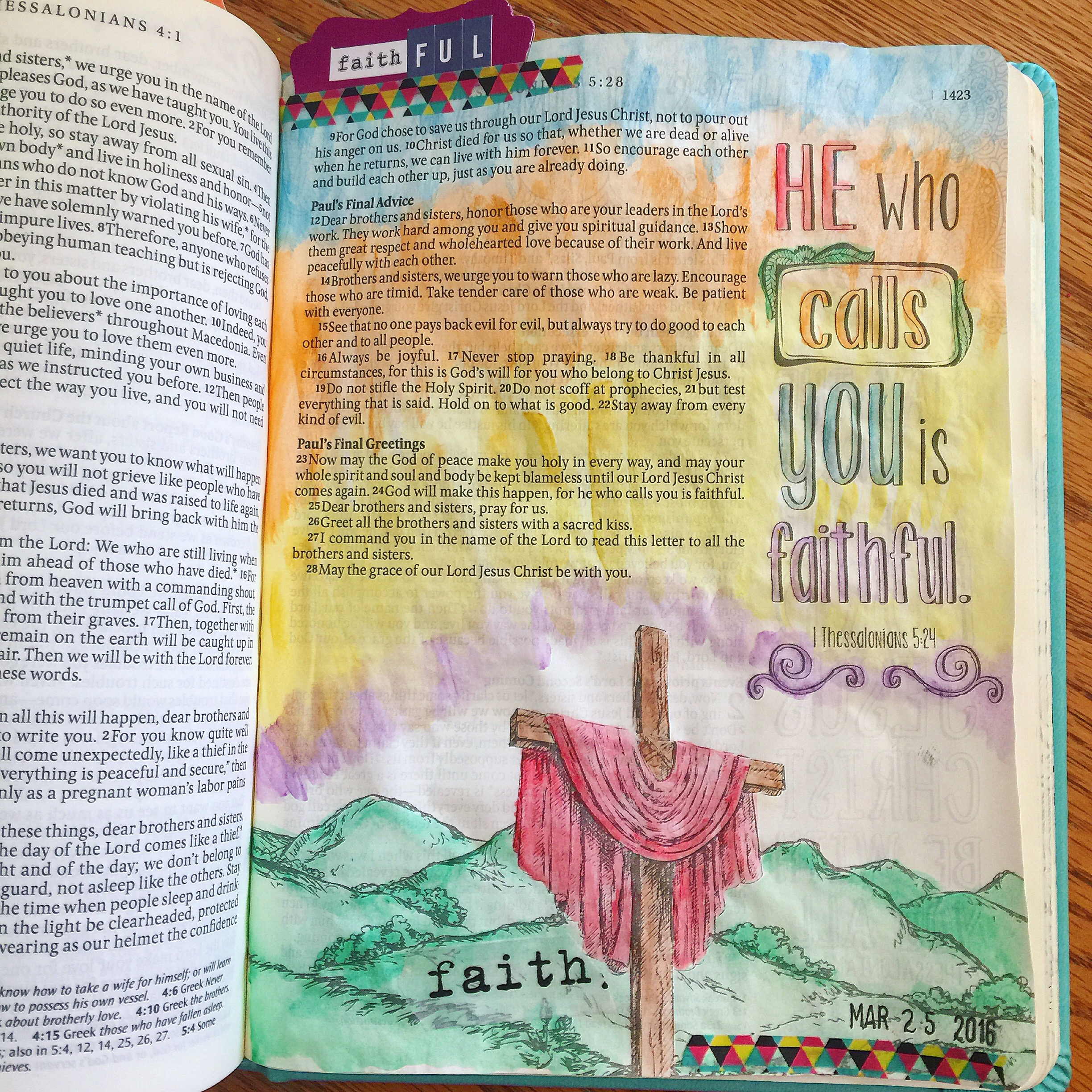 What is in the Holy Week Great post: what can and why not